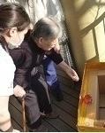 好日苑神社初詣の巻 - コピー