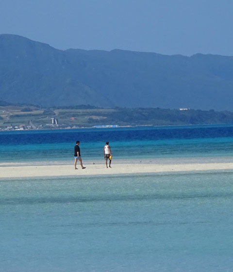コンドイビーチ海2