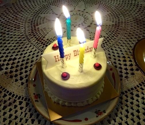 49バースデーケーキ