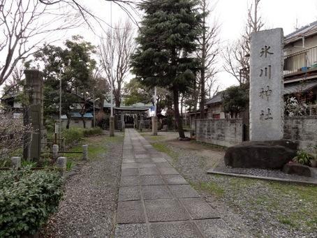 大川町氷川神社1