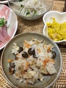 むかごご飯2 (1)
