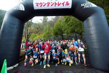 2016 TOKYO8峰マウンテントレイル(小野口さん撮影)①