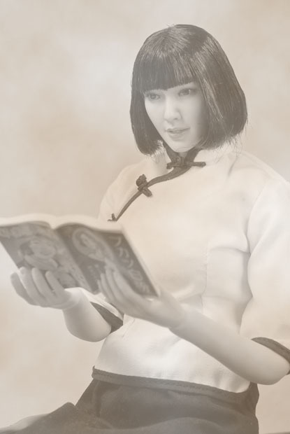 麗しきモダンガール08