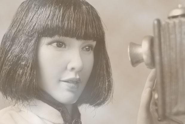 麗しきモダンガール10