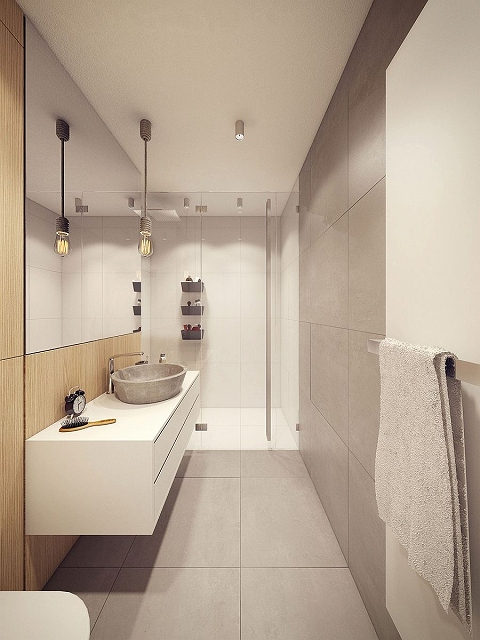Floating-vanity-in-white-and-wooden-wall-fashion-an-inviting-bathroom.jpg
