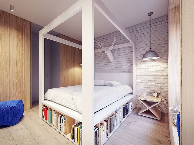 Whitewashed-brick-wall-in-the-bedroom-adds-texture-to-the-space.jpg