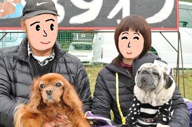 ご長寿写真 (ララ・ミミちゃん家)