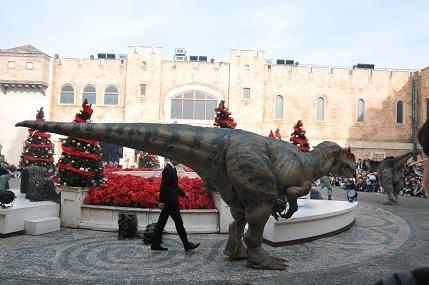 恐竜だよ~
