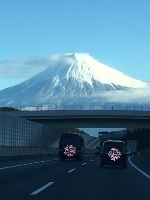 富士山~~!