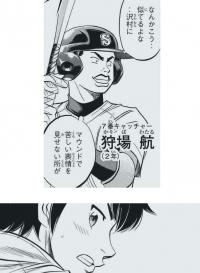 #54狩場沢村