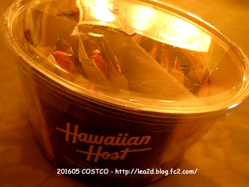 201605 ハワイのCOSTCOで買ったPARADISE DELIGHTS