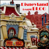 Tokyo Disneyland & DisneySea(ディズニーランド & ディズニーシー)ブログ