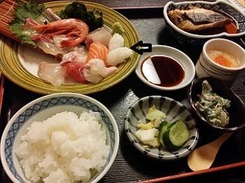 寿司・刺身定食