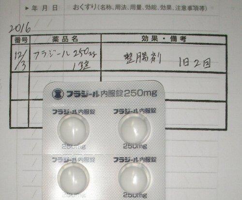 4日整腸薬フラジール250㎎-1