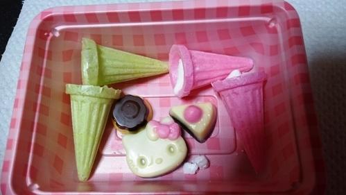 駄菓子と鳥さん201701_4