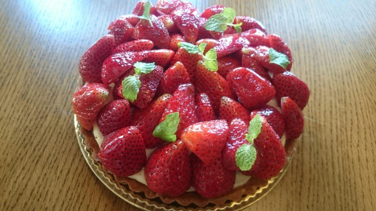 ルプリュスさんケーキ2
