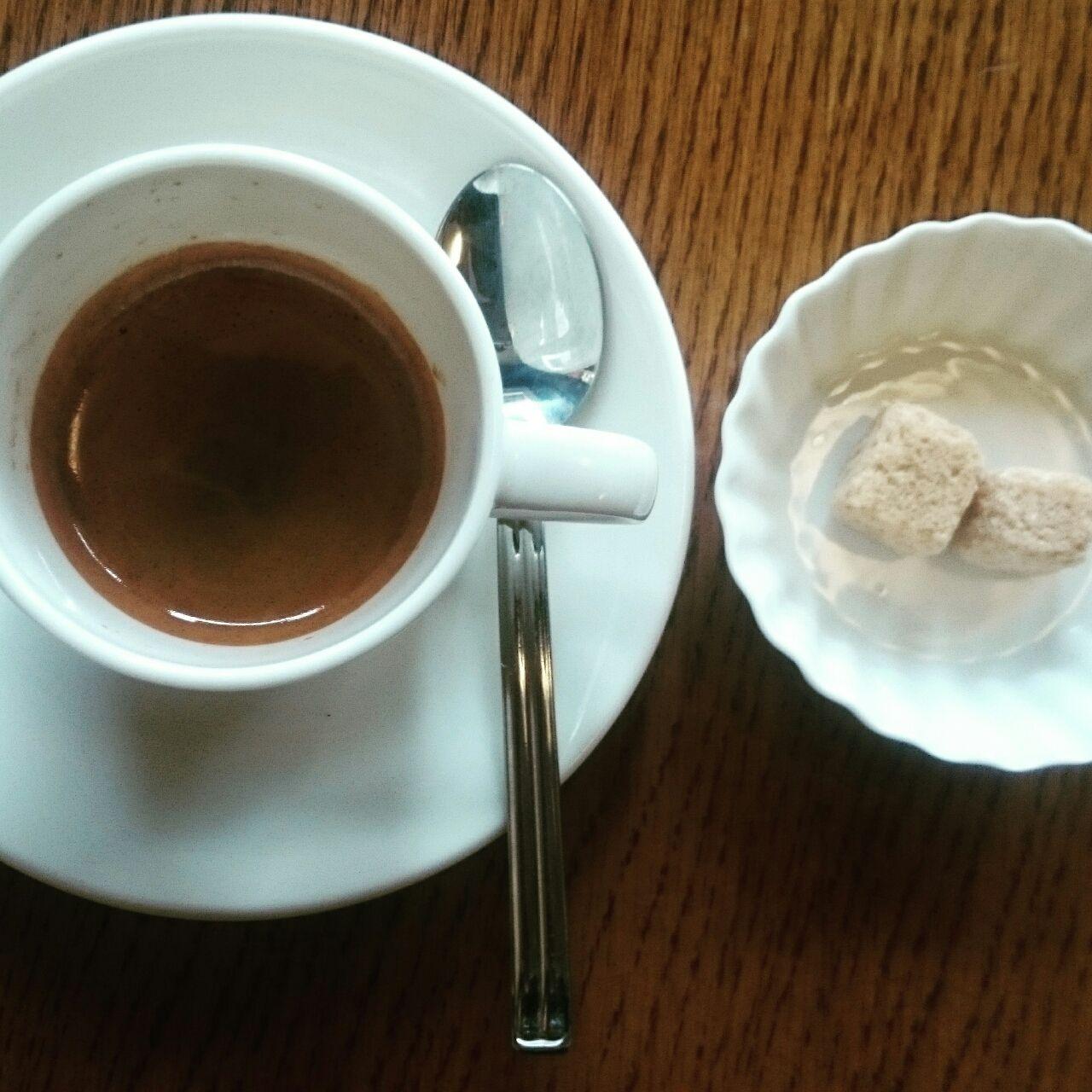ルプリュスさんコーヒー