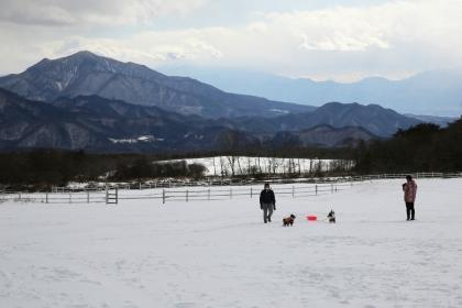 雪遊び25