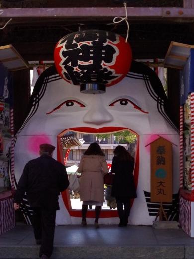 福岡市博多区冷泉町 櫛田神社