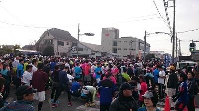 2016加須こいのぼりマラソン02