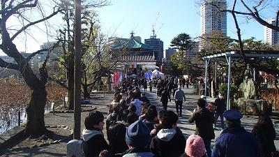 上野弁天堂