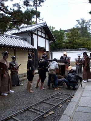 妙心寺ロケ1611