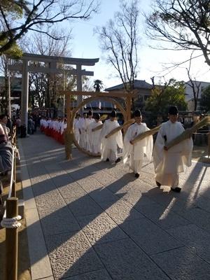石切劔箭神社大祓式1701