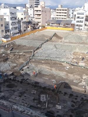 京都市役所北発掘1701