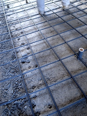 hiradaiコンクリート猫足跡1701
