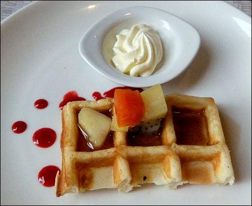 アナンタラ朝食28