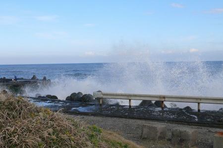 11月25日の海