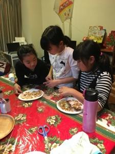 Christmas Cookie Making Thu