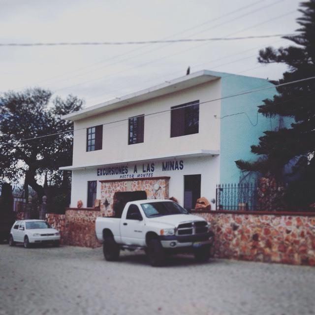 メキシコ 買い付け オパール 鉱山ツアー