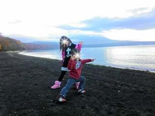 ブログ2 1113山中湖 (2)