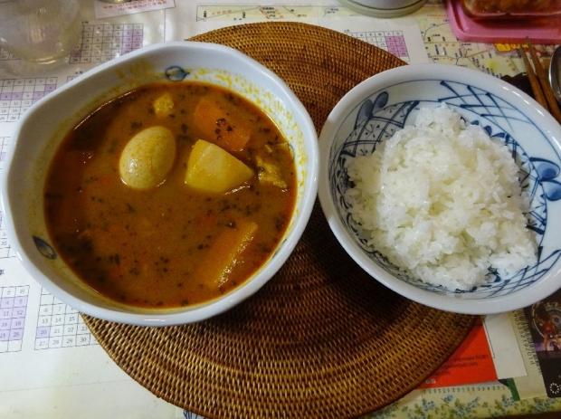スープカレー (2)