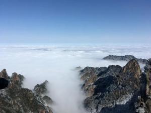 黄山云海3