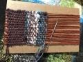 ダンボール織り