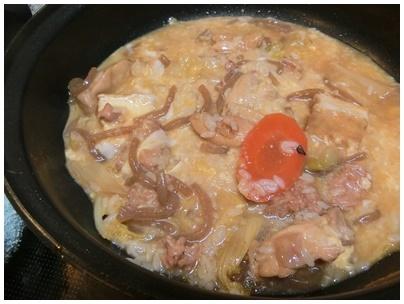 鶏すきセット5