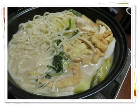海鮮豆乳鍋2
