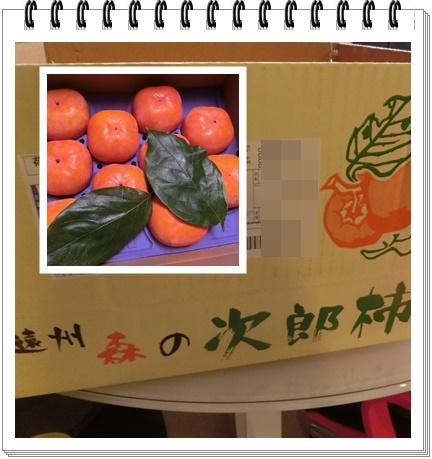 遠州森の次郎柿1
