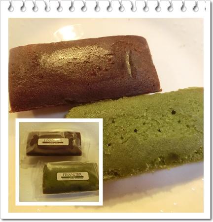 ドエルの焼き菓子2(フィナンシェ)