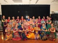 第7回インド舞踊サナトクマラ研究生発表会