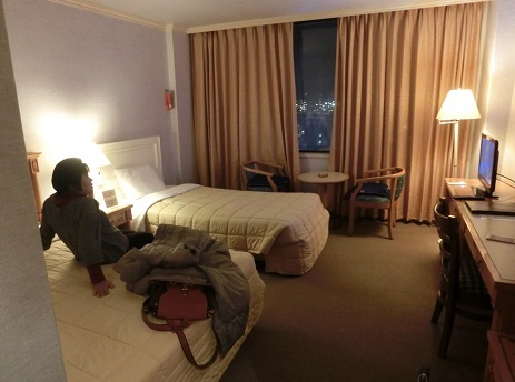 2 ホテル室内