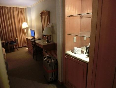 3 ホテル室内