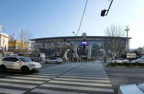 14 釜山駅