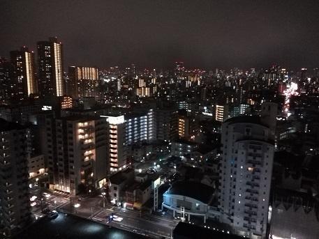 3 大阪市内の夜景