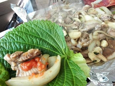 15 アナゴの料理