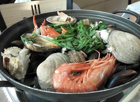 16 海鮮鍋
