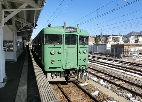 6 草津線の車両