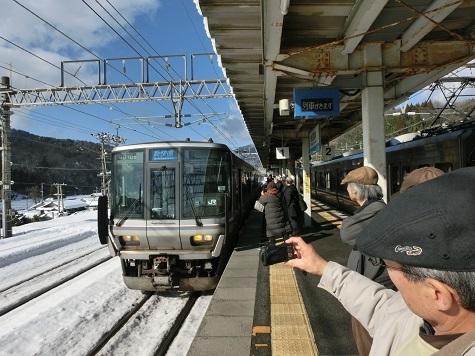 15 近江塩津駅